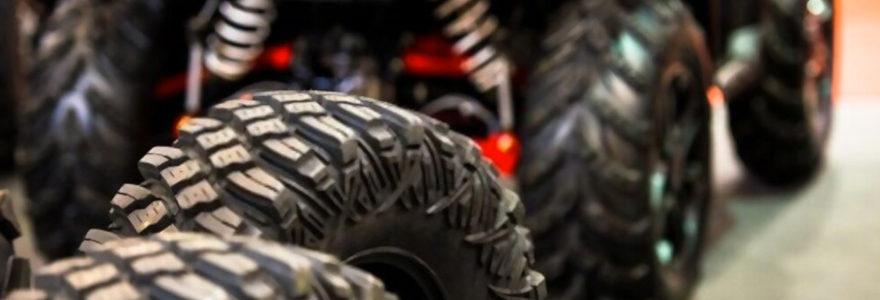 pneus de quad